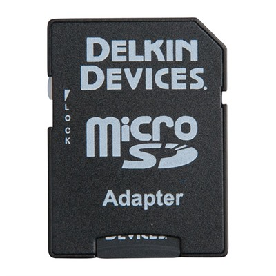 Delkin Devices Game Camera Micro Sd Cards