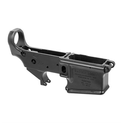 Ar-15 Bad-15 Forged Lower Receiver