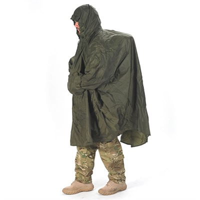 Snugpak Outdoor Products Patrol Poncho