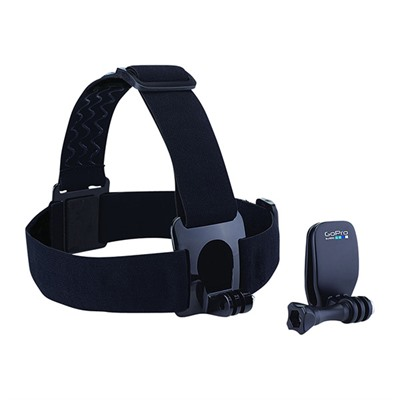Head Strap Mount W/ Quick Clip