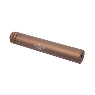 Tundra & Blackside Suppressors - Tundra 9mm Suppressor M13.5x1 Lh