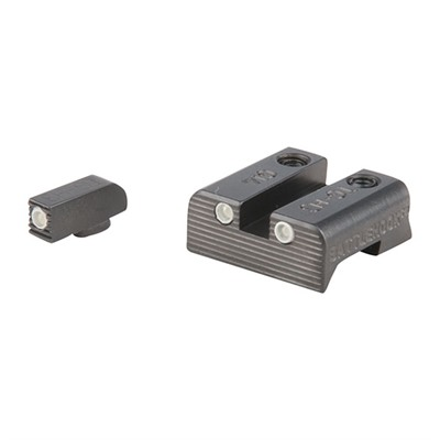 Battlehook Sight Sets For Glock Battlehook Sight Set Tritium Front & Rear For Glock U.S.A. & Canada