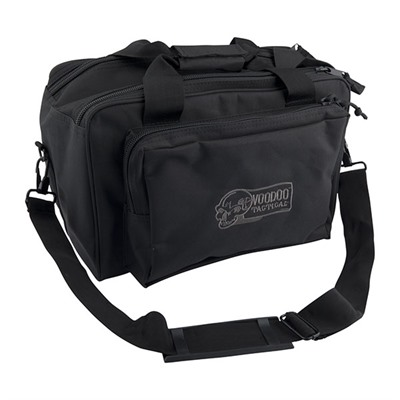 Voo Doo Tactical Two In One Full Size Range Bag Two In One Full Size Range Bag Black