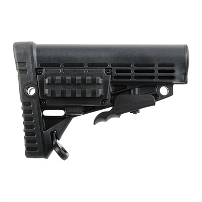 Command Arms Acc Ar-15 Stock Collapsible Mil-Spec