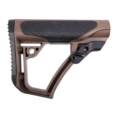 Ar15/M16 Collapsible Buttstocks - Ar15 Collapsible Buttstock Dd Milspec+ Brown