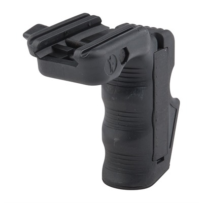 Command Arms Acc Picatinny Mag Well Grip W/ Finger Grooves