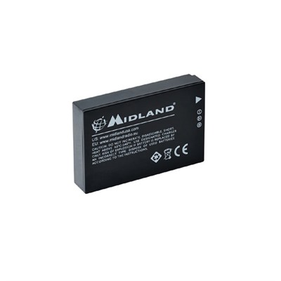 Replacement Battery For Midland Xtc400 Action Camera