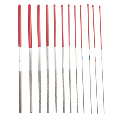 12-Piece Diamond Micro Files