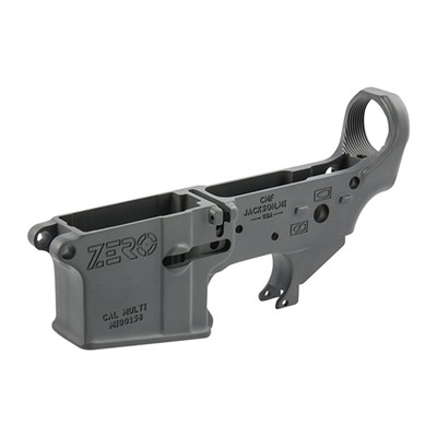 Ar-15/M16 Stripped Lower Receivers - Ar15 Stripped Lower Receiver Grey