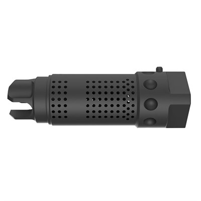 Knights Armament Ar .308  Qdc Mams Muzzle Brake Kit 30 Caliber - Qdc Mams Muzzle Brake Kit 30 Caliber 5/8-24 Ss Black