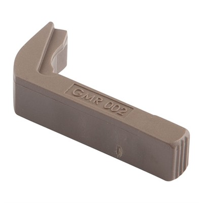 Vickers Glock® Extended Magazine Release - Vickers Glock Large Frame Ext Mag Release, Tan