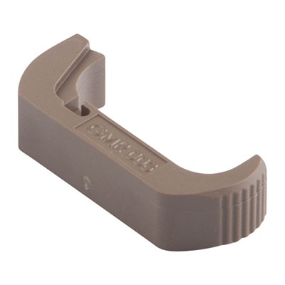 Tangodown Vickers Glock Extended Magazine Release - Vickers Tactical Ext Mag Release For Gen 4/Gen 5, Glock Tan