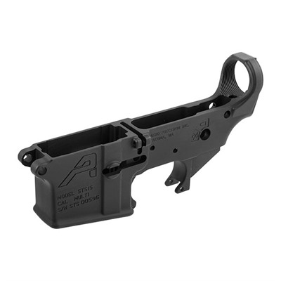 Aero Precision Ar-15 Short Throw Safety Stripped Lower Receiver - Ar-15 Sts Lower Receiver