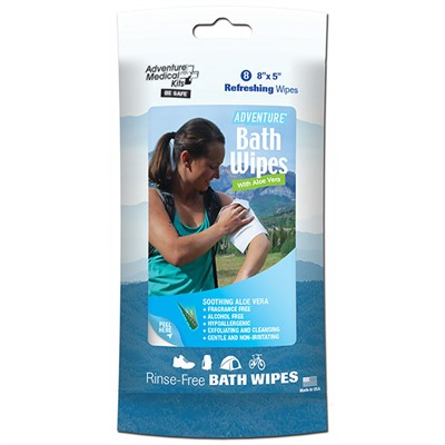 Adventure Bath Wipes - Adventure Bath Wipes-Travel Size