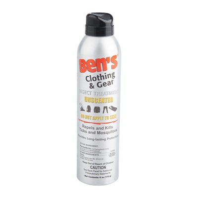 Ben's Clothing And Gear Continuous Spray - Ben's Clothing & Gear 6oz Continuous Spray