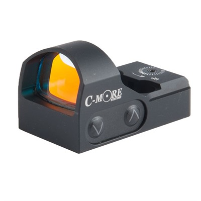 C-More Systems 100-015-450 Sts2 Red Dot Sights