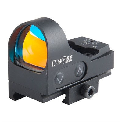 C-More Systems Rts2 Red Dot Sight - Rts2 Red Dot Sight 3 Moa Black