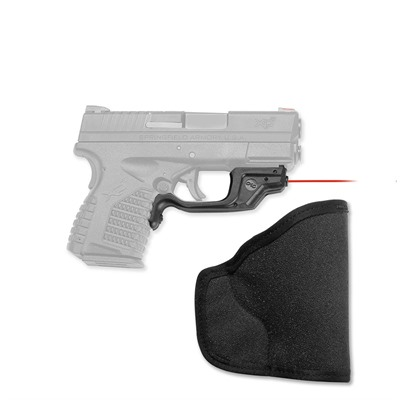 Crimson Trace Corporation Springfield Xd S Laserguard With Pocket Holster Springfield Xd S Red Laserguard + Pocket Holster
