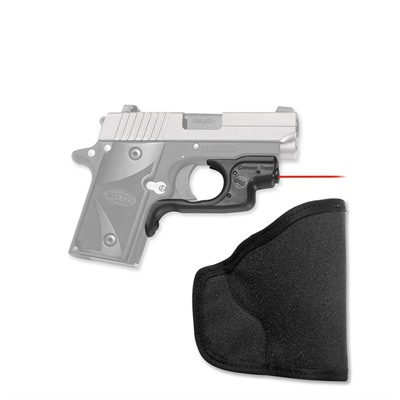 Crimson Trace Corporation Sig P238/P938 Laserguard With Pocket Holster Sig P238, P938 Red Laserguard + Pocket Holster