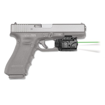 Crimson Trace Corporation Rail Master Pro Universal Laser Sight & Light - Rail Master Pro Universal Green Light And Laser