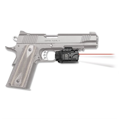 Crimson Trace Corporation Rail Master Pro Universal Laser Sight & Light - Rail Master Pro Universal Red Light And Laser