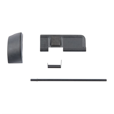 Ar-15/M16 Ejection Port Cover Kit With Gas Deflector