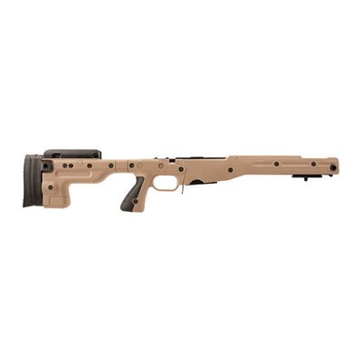 Rem 700 .308 Stage 1.5 Stock Fixed - Rem 700 .308 Stage 1.5 Stock Fixed Polymer Fde