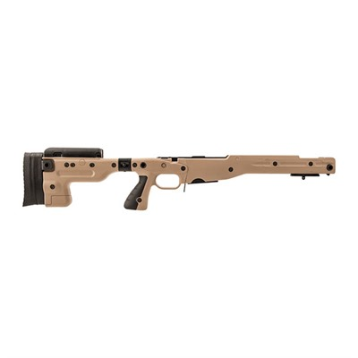 Rem 700 .308 Stage 2 Stock Folding - Rem 700 .308 At Stage 2 Folding Stock, Pale Brown