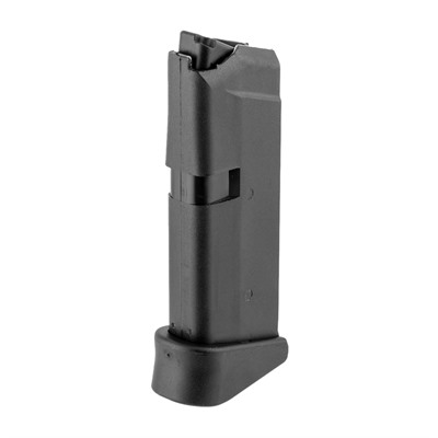 Glock Model 42 Magazines - Magazine Fits 42, 380acp, 6-Round, W/ Extension
