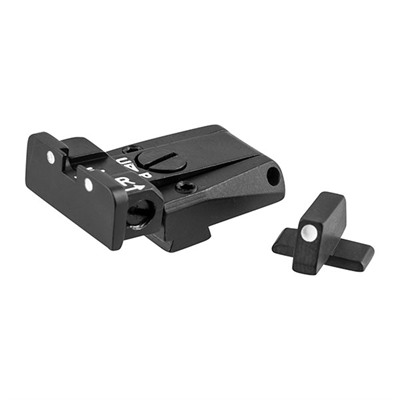 L.P.A. Sights Sig Sauer Adjustable Sight Set - Sig P229 & Xd Adjustable Sight Set