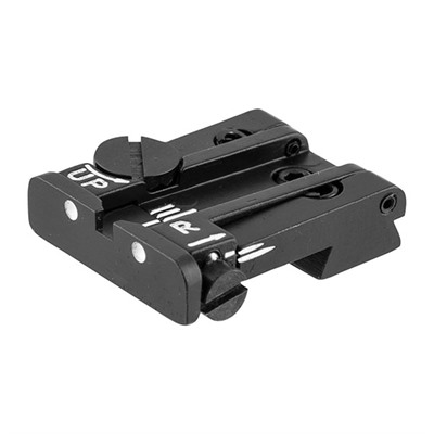 Colt Adjustable Rear Sight