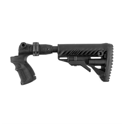 Mossberg 500/590 Recoild Reducing Folding & Collapsible Buttstock - Mossberg 500 Collapsible Folding