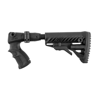 Remington 870 Recoil Reducing Folding & Collapsible Buttstock