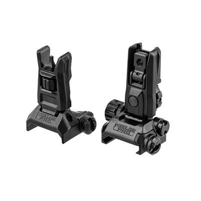 Ar-15/M16 Mbus Pro Lr Sight Set