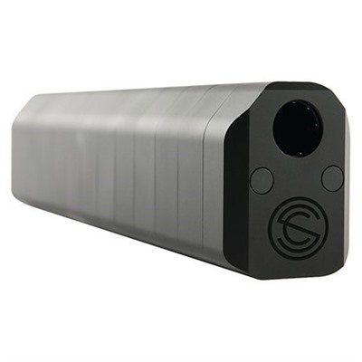 Silencerco Salvo 12 Suppressor 12 Gauge Quick Detach - Salvo 12 Suppressor 12 Gauge Qd Mount