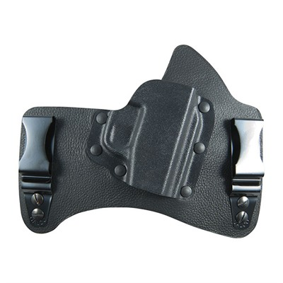 Kingtuk Iwb Holsters - Kingtuk S&W M&P/M&P Compact-Black-Right Hand