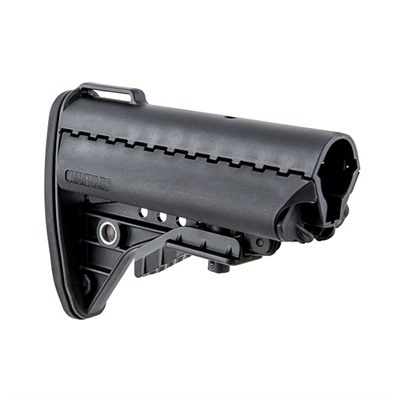Vltor Weapon Systems Ar-15 Imod Stock Collapsible Mil-Spec - Ar-15 Imod Stock Collapsible Mil-Spec Blk