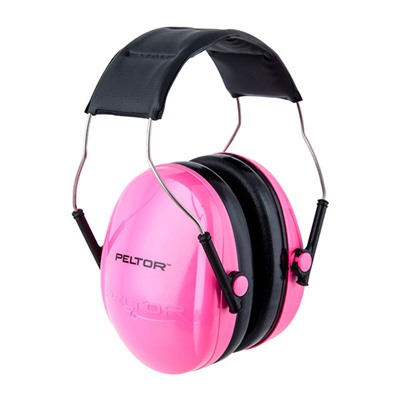 Peltor Junior Earmuffs - Junior Earmuffs-Pink