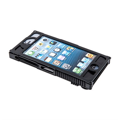 Mantis Knives Alpha 1 Iphone Case - Alpha 1 Tactical Iphone 5 Case-Black