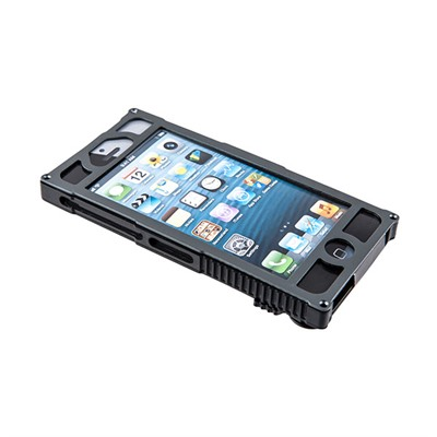 Mantis Knives Alpha 1 Iphone Case - Alpha 1 Tactical Iphone 5 Case-Charcoal