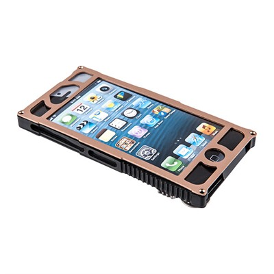 Mantis Knives Alpha 1 Iphone Case - Alpha 1 Tactical Iphone 5 Case-Tan