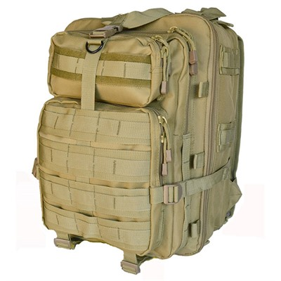 Echosigma Emergency Systems Echo-Sigma Bug Out Pack - Bug Out Pack Empty-Coyote