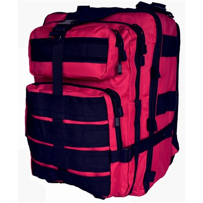 Echosigma Emergency Systems Echo-Sigma Bug Out Pack - Bug Out Pack Empty-Red