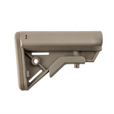 Ar-15 Sopmod Bravo Stock Collapsible Mil-Spec - Ar-15 Sopmod Bravo Stock Collapsible Mil-Spec Fde