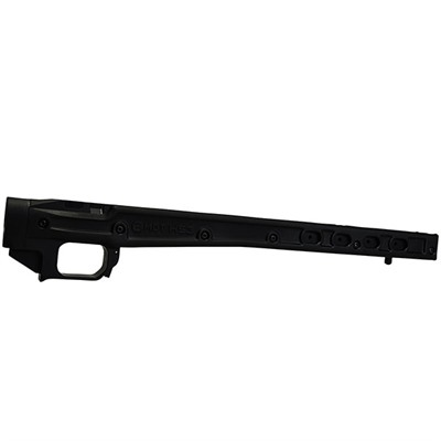 Remington 700 Long Action Hs3 Chassis System - Hs3 Chassis For Remington 700 Long Action, Black