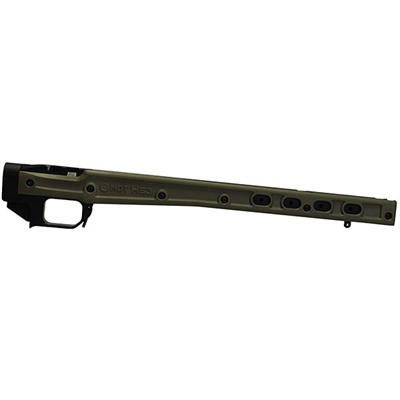 Remington 700 Long Action Hs3 Chassis System - Hs3 Chassis For Remington 700 Long Action, Fde