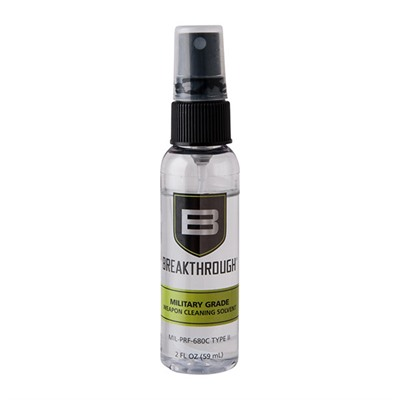 Breakthrough Clean Military Grade Solvent