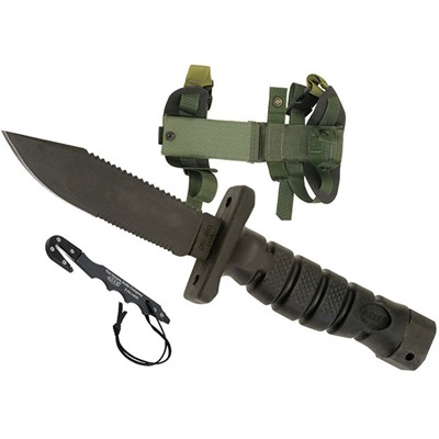 Asek Survival Knife