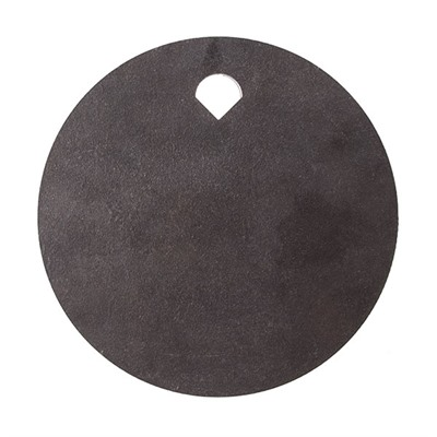 """Cts Targets Ar500 Round Steel Target 6"""" Diameter 3/8"""" Thick Ar500 Round Target USA & Canada"""