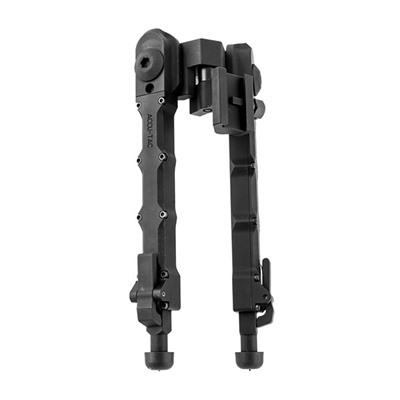 "Sr-5 Bipod Picatinny Mount - Sr-5 Bipod Picatinny Mount 6.25-9.75"" Black"